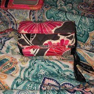 Brand new Vera Bradley wristlet with wallet
